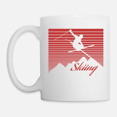 Alps Alps Ski - Coffee/Tea Mug