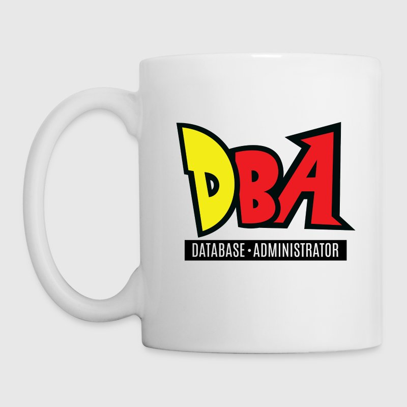Database Administrator - Coffee/Tea Mug