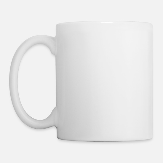 Forest Animal Mugs & Drinkware - Wild Horse In The Forest Free - Mug white
