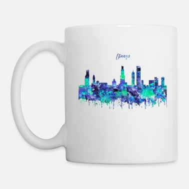 Chicago Chicago, Chicago Illinois - Mug