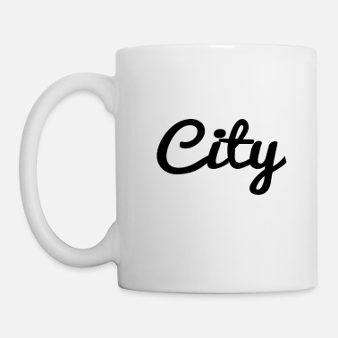 City city - Coffee/Tea Mug