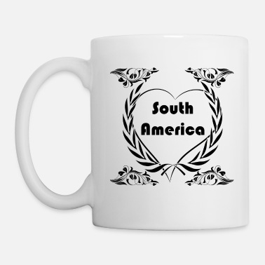 South America I love South America - Coffee/Tea Mug
