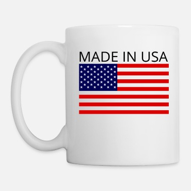 Made In Usa made In USA - Coffee/Tea Mug