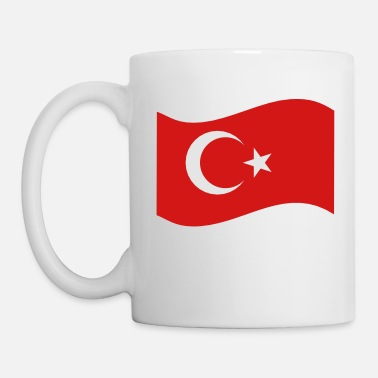 Izmir Turkish Flag - Mug