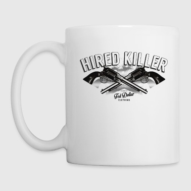 Pinup Hired Killer - Coffee/Tea Mug