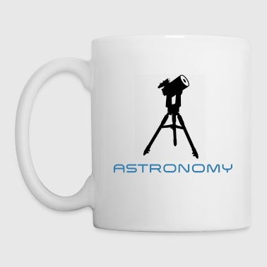 telescope astronomy - Coffee/Tea Mug
