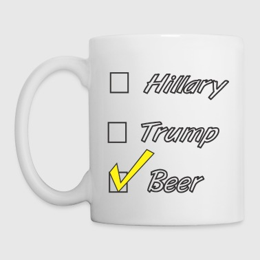 Vote - Coffee/Tea Mug