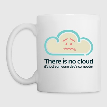 There Is No Cloud - Original - Coffee/Tea Mug