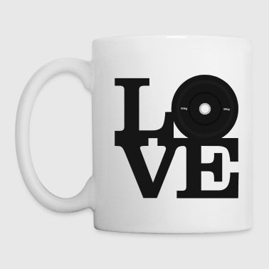 Love Weights - AMRAP Style - Coffee/Tea Mug