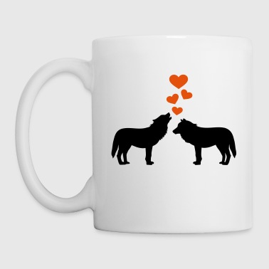 Wolves - Coffee/Tea Mug