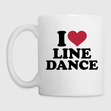 Line dance - Coffee/Tea Mug