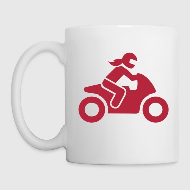 Motorcycle - Coffee/Tea Mug