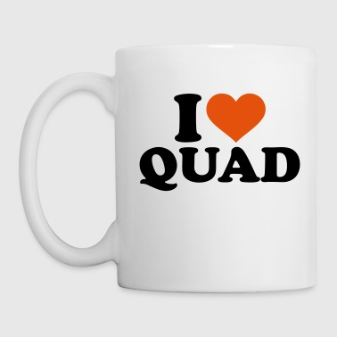 Quad Quad - Coffee/Tea Mug