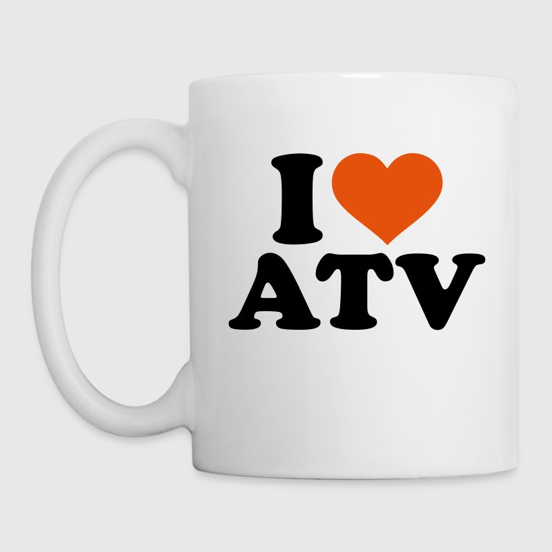 ATV - Coffee/Tea Mug