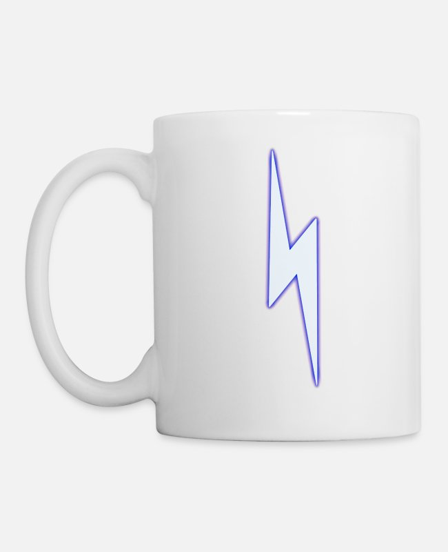 Electricity Mugs & Cups - Rayo - Mug white