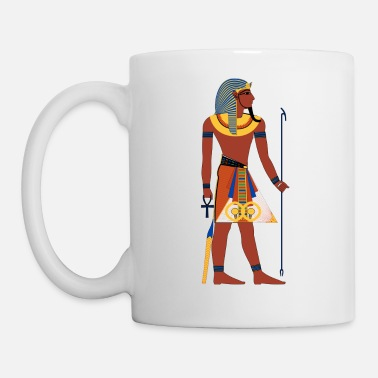 Ancient Egyptian Ancient Egyptian Art - Mug