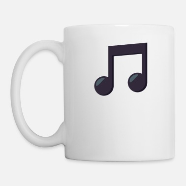 Musical Notes Musical Note - Mug