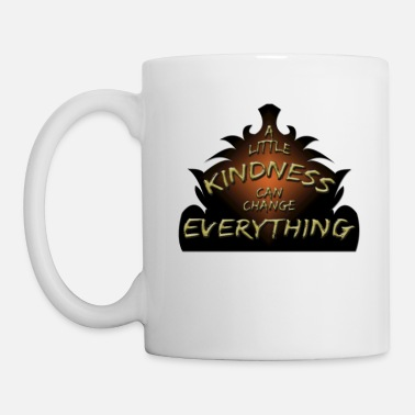 Bull Ant A little kindness can change everything - Mug