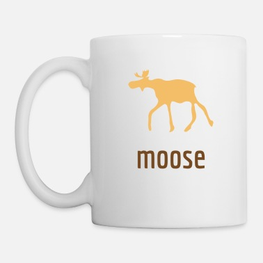 Moose moose - Coffee/Tea Mug
