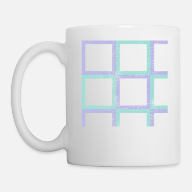Rectangle rectangles - Coffee/Tea Mug