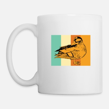 Mighty Duck Animal Print - Duck - Mug