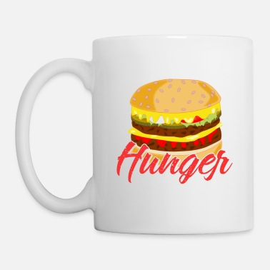 Hunger Hero Of The Hunger - Coffee/Tea Mug
