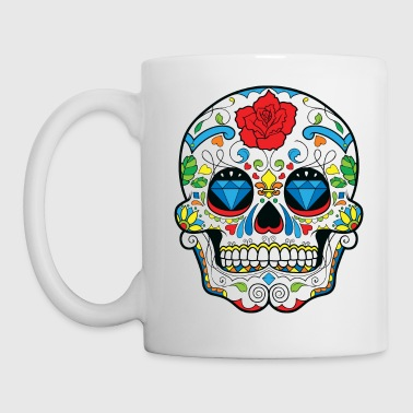 Sugar Skull - Coffee/Tea Mug