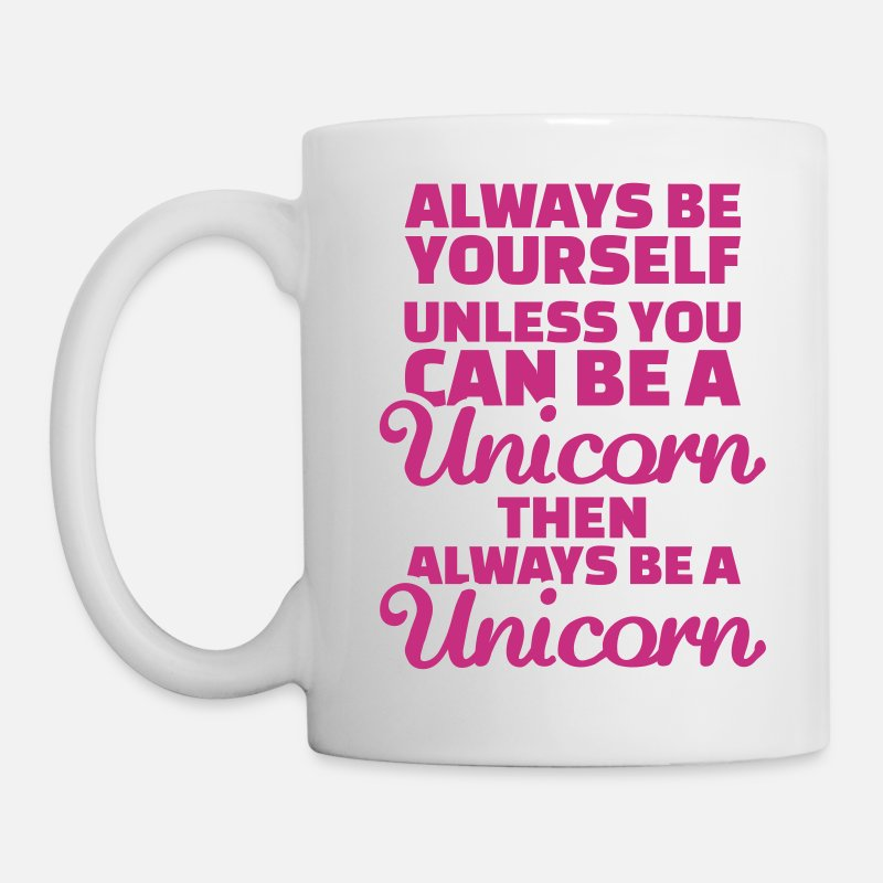 Unicorn Mugs & Drinkware - Unicorn - Mug white