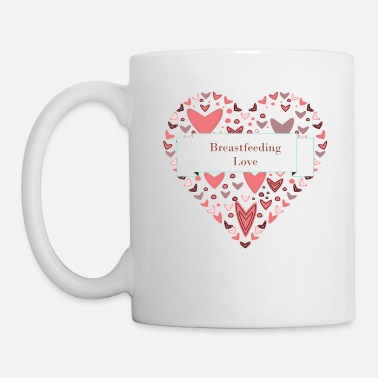 Breastfeeding Breastfeeding Love - Coffee/Tea Mug