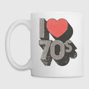 I Love 70s - Coffee/Tea Mug