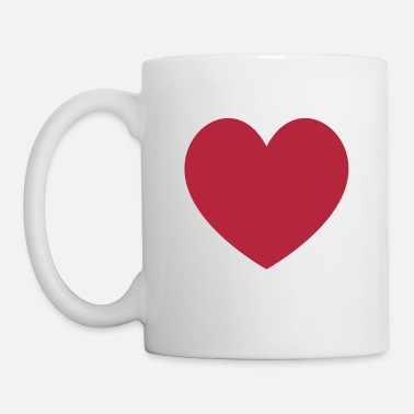 Heart Heart - Coffee/Tea Mug