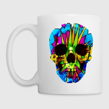 bang skull - Coffee/Tea Mug