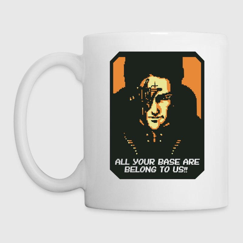 All your base are belong to us!! - Coffee/Tea Mug