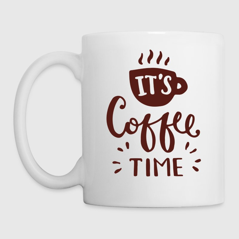 It's Coffee Time - Coffee/Tea Mug
