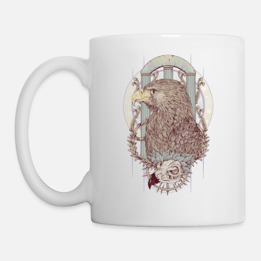 Roman Cross Roman Eagles - Coffee/Tea Mug