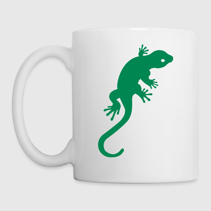 Lizard VECTOR - Coffee/Tea Mug