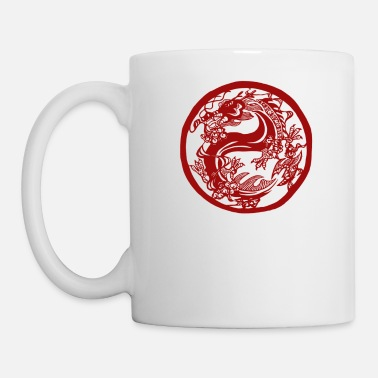 Chinese New Year Chinese New Year Dragon - Mug