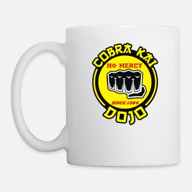 Strike Strike first strike hard no mercy - Coffee/Tea Mug