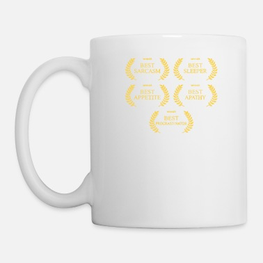 Vector Accolades vectorized - Coffee/Tea Mug