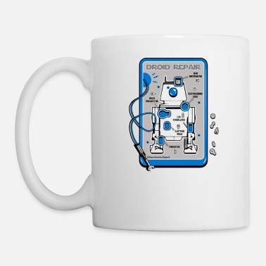 Repair Droid Repair - Mug
