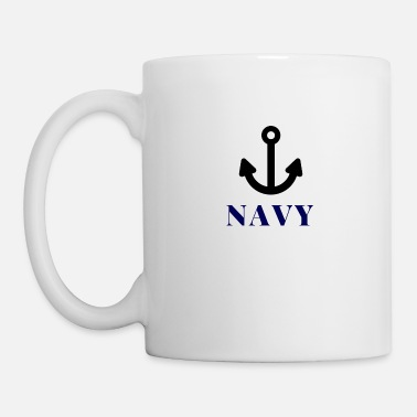 Navy NAVY - Coffee/Tea Mug