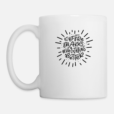 COFFEE MAKES 1 - Coffee/Tea Mug
