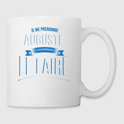 Auguste nobody can gift - Coffee/Tea Mug