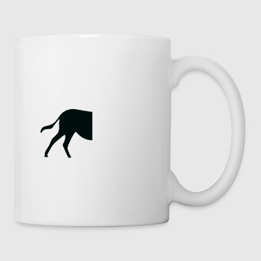 Defragged Zebra gift for Nerds - Coffee/Tea Mug