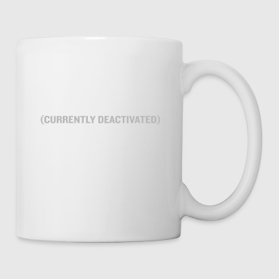 Shirt of Invisibility Lover Funny Geek Wizard - Coffee/Tea Mug