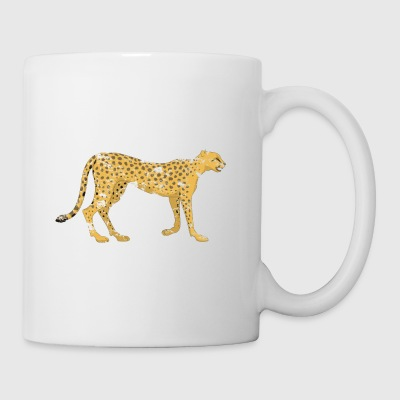 i just really like cheetahs ok - Coffee/Tea Mug