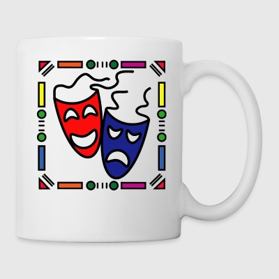 Faces - Coffee/Tea Mug