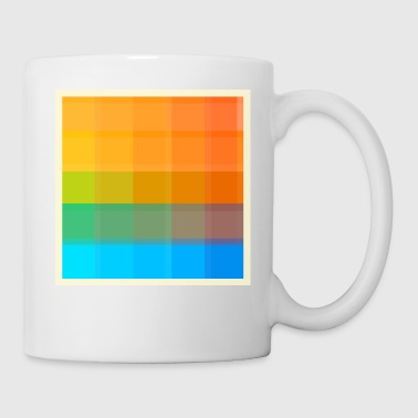 orange discovery - Coffee/Tea Mug