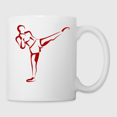 fighter - Coffee/Tea Mug