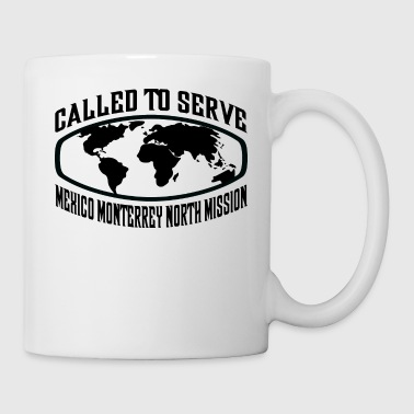 Mexico Monterrey North Mission - LDS Mission CTSW - Coffee/Tea Mug
